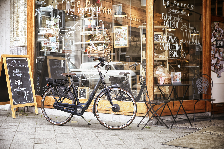 gazelle fiets