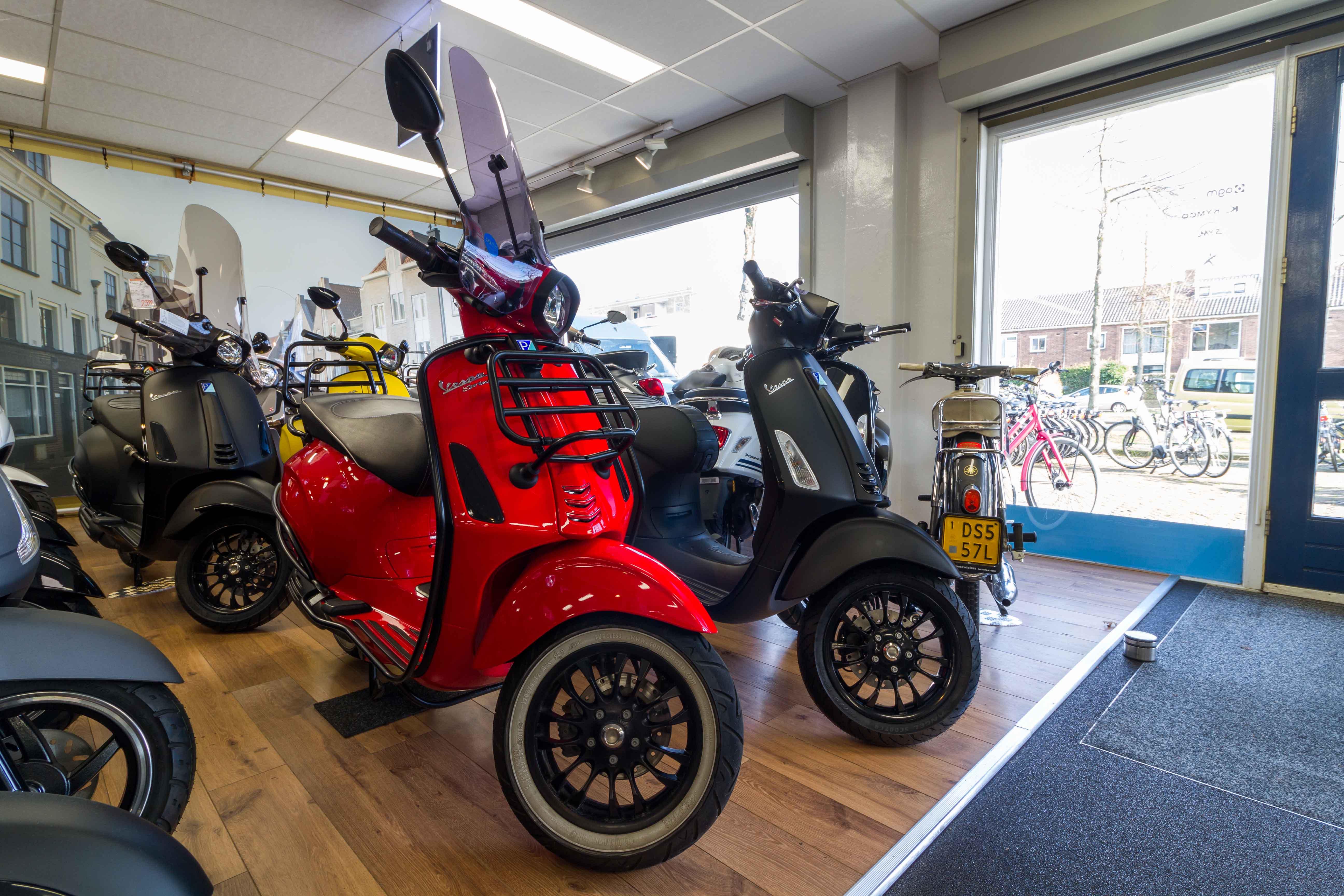 scooters in winkel
