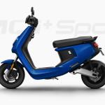 Elektr scooter MQi+ 25 Lite Standaard Range