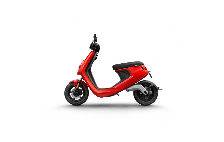 Elektr scooter MQi1 25 rood