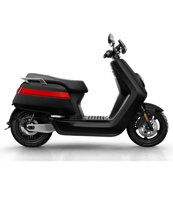 Niu Elektr scooter NQi Pro 45 zwart + r