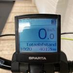 Sparta ION 2015 4012km