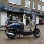 Sym Mio 50I 1e eigenaar 2019 6233Km Nieuwe Model