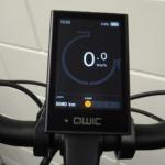 QWIC Premium I i-MN7+ Belt Low step 54 (L) Charcoa